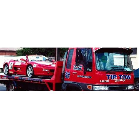 motor trust towing services tip tow towing towing services brompton