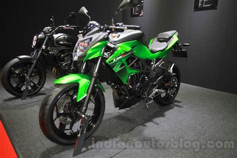 2015 Kawasaki Z 250 kawasaki z250 sl 250 sl 250 abs tokyo live