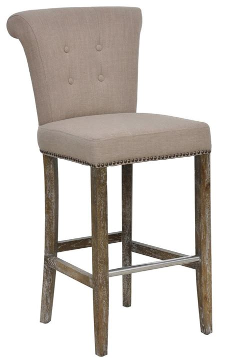 classic home vincente traditionally styled bar stool