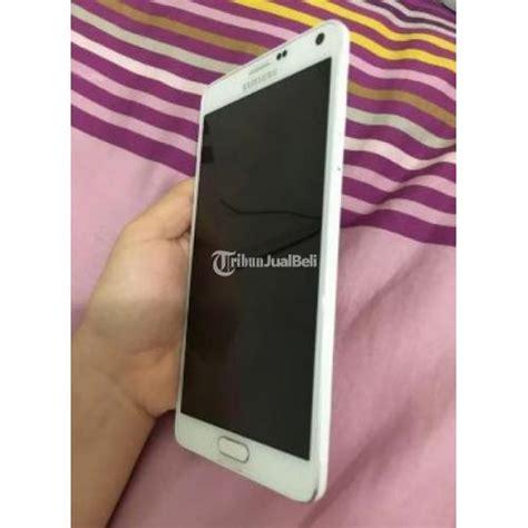 Handphone Samsung Bandung handphone android samsung galaxy note 4 32gb second harga