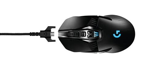 Mouse Logitech G900 logitech says its g900 chaos spectrum wireless mouse is faster than wired competitors pcworld