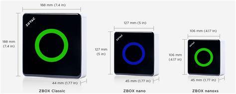 E M O R Y Nanno Series Sc2292 zotac mini pcs and geforce gtx gaming graphics cards zotac