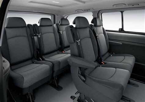 mercedes vito interni autonoleggio con conducente adm italy