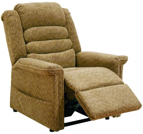 catnapper recliner parts soother quot pow r lift quot full lay out chaise recliner w heat
