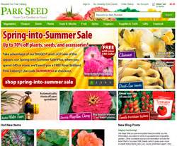 60 off park seed promo codes february 2018