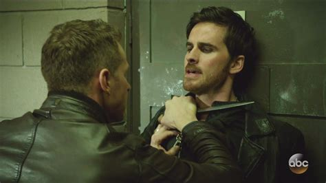 A Time For Murder once upon a time 6x12 hook charming fight quot murder most