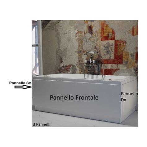 vasca con pannelli glass vasca con pannello 70 x 120 cm in vetroresina