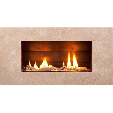 stone gas fireplace buy online st900 gas fireplace natural travertine
