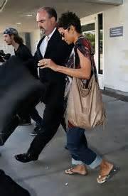Name Halle Berrys Designer Purse by Halle Berry Handbags Stylebistro