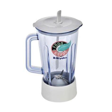 Spare Part Blender Miyako jual miyako gelas blender plastik untuk blender miyako