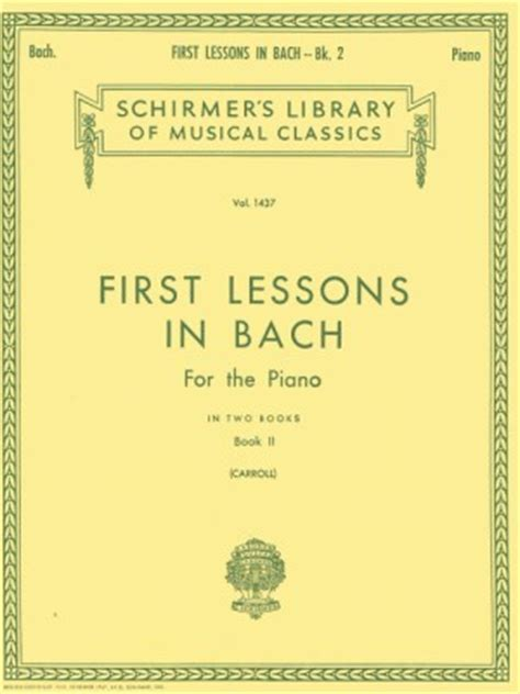 first lessons in bach lovley s music san diego s largest supplier of sheet music method books and teaching