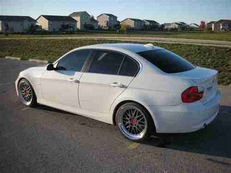 car engine repair manual 2008 bmw 3 series transmission control sell used 2008 bmw 335i 6 speed manual sports package turbo alpine white sedan m bbs e90 in