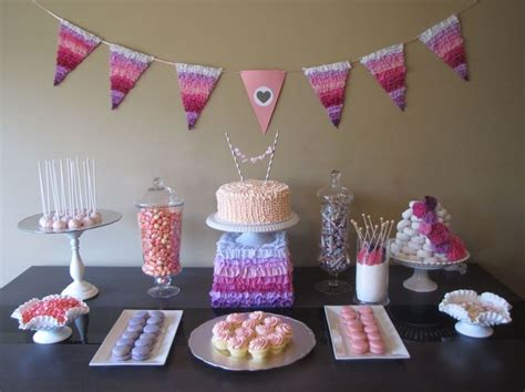baby shower sweet table top 30 dessert table ideas for your