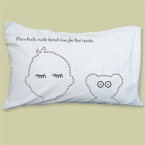 Pillowcases For Pillow by Pillowcase For Child And Teddy Gift For By Twisted Twee Homewares Notonthehighstreet