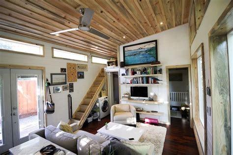 Tiny Home Cabin 400 sq ft tiny urban cabin