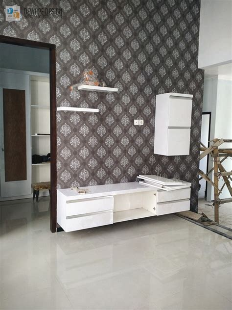 Rak Tv Di Informa rak tv minimalis malang dewape desain interior malang