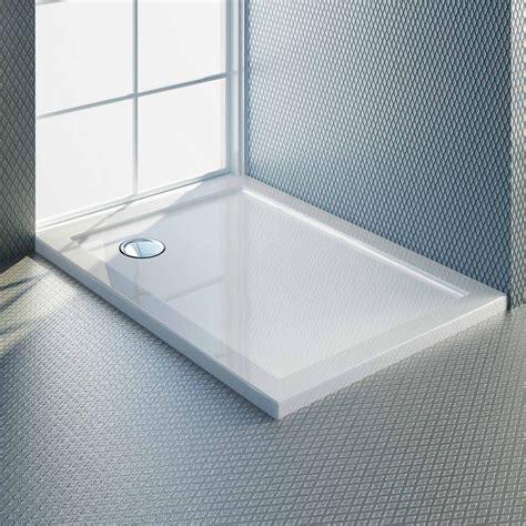 piatto doccia 70x70 semicircolare piatto doccia ultrasottile in acrilico 4cm bianco