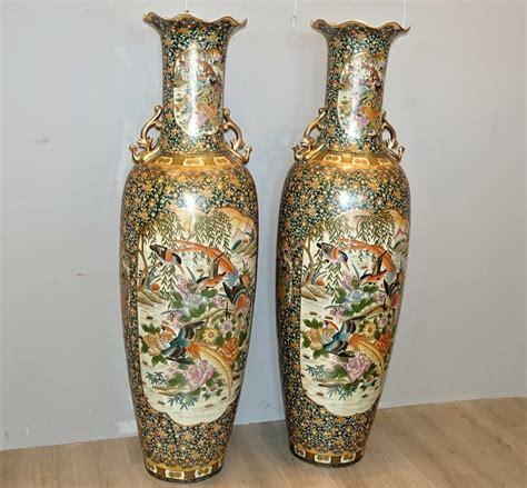 vasi cinesi grandi vasi orientali satsuma gognabros it