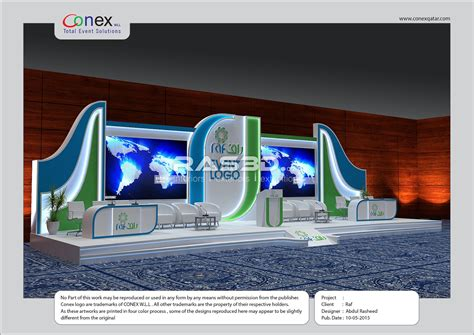 almuftah design concept qatar 3d designer visualizer events exhibitions interiors