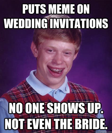 Meme Bridal - wedding meme