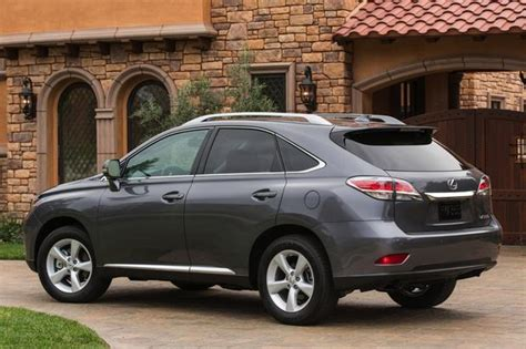 toyota lexus 2014 2014 lexus rx car review autotrader