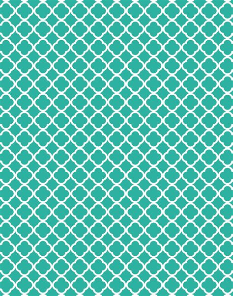 quatrefoil pattern background doodlecraft freebie digi patterns backgrounds polka dots