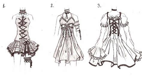 Design Clothes Then Order Them | clothes designs by xmidnight dream13x on deviantart
