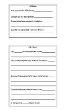 biography writing ks2 ppt back to school all about me project templates writing oral
