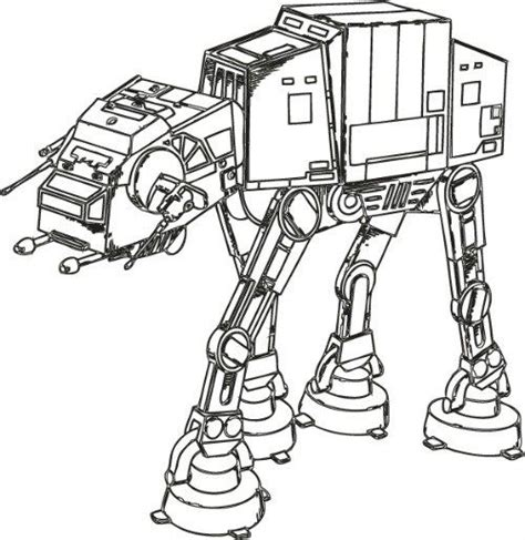 coloring page x wing star wars walker free coloring page adults kids movies
