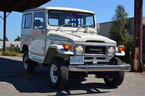 1980 Toyota Land Cruiser Toyota Land Cruiser Bj41 1980 Diesel D Land Cruiser Of
