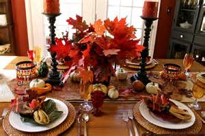 Fall Table Settings Fall Table Setting Table Settings