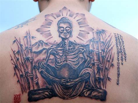 cool back tattoos 60 dashing buddhist tattoos on back