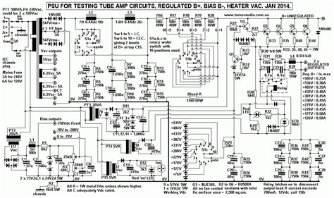 bench power supply schematic 100 dc bench power supplies atx power to bench dc power supply wylbur u0027s
