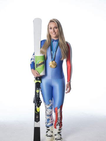 five questions with olympic ski racer lindsey vonn