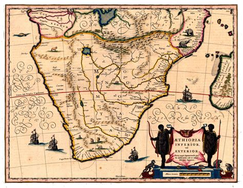 africa map history south africa history maps
