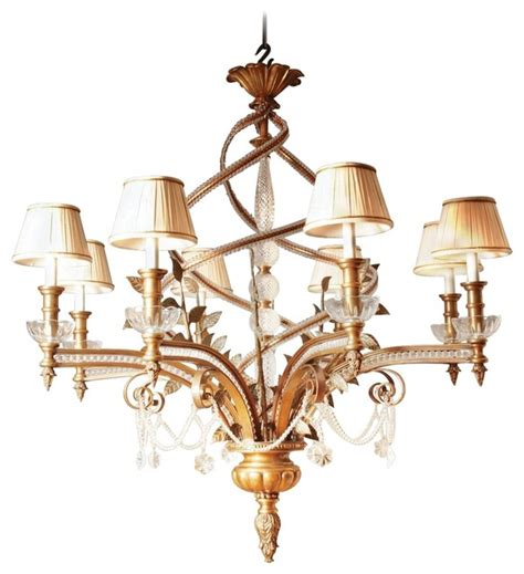 Maitland Smith Chandelier Maitland Smith Pompeian Patina Brass 48 Quot Wide Chandelier Traditional Chandeliers By
