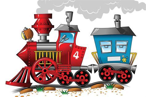 Coloriage Trains Sur Hugolescargot Com