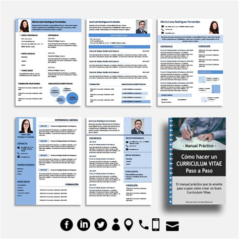 Plantillas De Curriculum Vitae Para Bachilleres 50 tipos de curriculum vitae para diferenciarte de tu