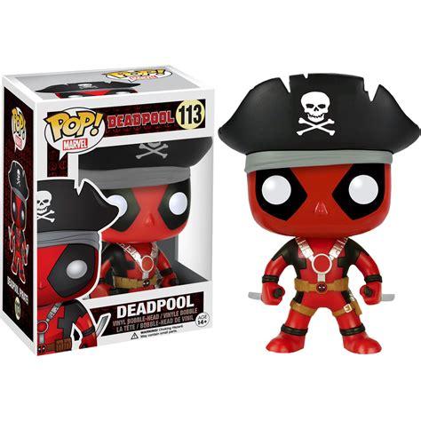 Funko Dorbz Marvel Deadpool Pirate funko deadpool pirate deadpool pop vinyl figure at