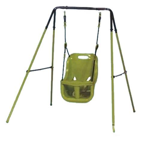 vendita altalena da giardino altalena allegra baby gioco bambino in acciaio per esterno