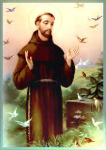 St Francis St Mario Painting After Francis Of Assisi Shhhh Don