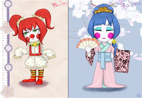 circus coloring book escape to the circus world with this fanciful coloring odyssey books baby and ballora fnaf sl random u by mayu kureiji on