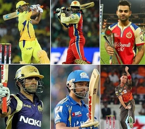 ipl player list 2016 vivo ipl 2016 retained and released players full list