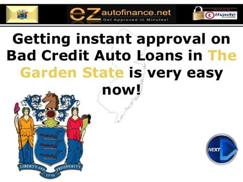 guaranteed car loans with low new jersey auto financing secure guaranteed approval on