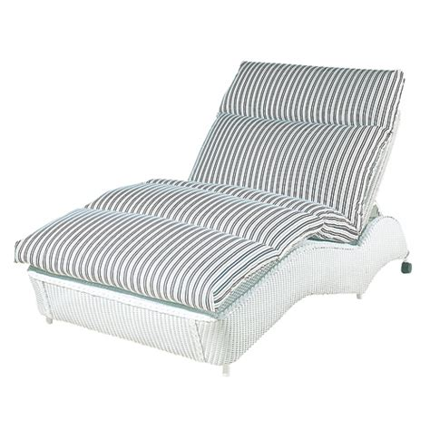chaise lounge repair lloyd flanders double chaise lounge replacement cushion