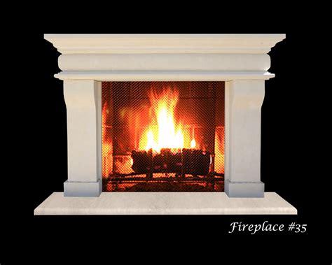Fireplace Mantels Az by Buy Cantera Fireplaces And Limestone Fireplaces