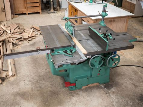 pin  vintage woodworking machinery
