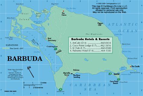 antigua and barbuda map antigua road map pdf