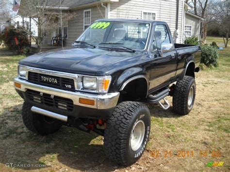 toyota pickup 4x4 1989 toyota pickup extended cab 4x4