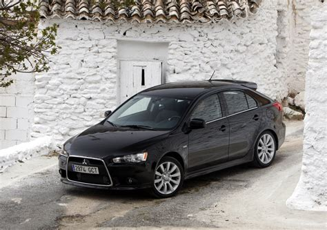 mitsubishi sportback 2010 mitsubishi lancer sportback information and photos